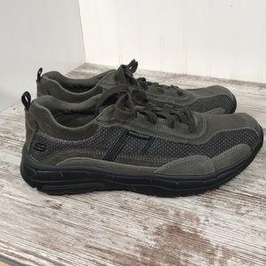 Skechers Relaxed Fit Memory Foam Sneakers Char 10